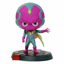 "Avengers: Age of Ultron ~ VISION ~ 6"" Hero Remix Bobble Head by Dragon Models"