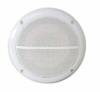 CEILING SPEAKER SHOWER SAUNA BATHROOM TANNING ROOM POOL AREA BOAT SHIP 80w 8Ohm