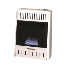 Procom 10,000 BTU Blue Flame Natural or Propane Gas Wall Heater w/ Thermostat