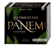 Die Tribute von Panem 1-3 Hörbuch Gesamtausgabe 18 CD Audio Neu Ovp