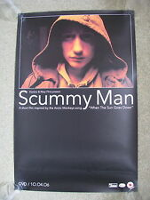 Arctic Monkeys - Scummy Man - Promo Poster