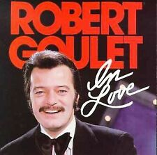 In Love; Robert Goulet 1995 CD, Vocal Pop/Musical, Sony Special Products Very Go