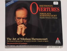 Beethoven - Overtures - The Art Of Nikolaus Harnoncourt CD