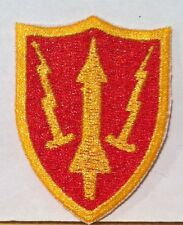Unites States ARMY AIR DEFENSE COMMAND ARADCOM Iron On Patch