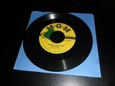 "Billy Eckstine   "" A ROOM WITH A VIEW / CARNIVAL ""  7""  MGM RECORDS"