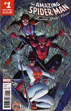 AMAZING SPIDER-MAN Renew your vows (2016) #1 New Bagged