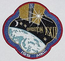 Aufnäher Patch Raumfahrt ISS Mission - Expedition 22 ..............A3224
