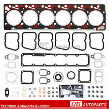 CYLINDER HEAD GASKET SET for 89-98 DODGE RAM CUMMINS DIESEL 5.9L 3804897 6BT 12V