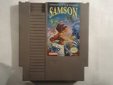 Little Samson (Nintendo Entertainment System NES, 1992) AUTHENTIC! Rare Vintage