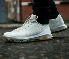 Nike KD 8 EXT Kevin Durant basketball baskets en voile blanc, taille uk 8, neuf