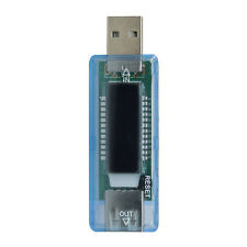 Screen Display OLED USB Charger Capacity Of Power Source Voltage Battery Tester