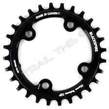 Blackspire 28T x 76mm Chainring 1 x 9/10/11-Speed fits SRAM XX1 Narrow Wide Ring