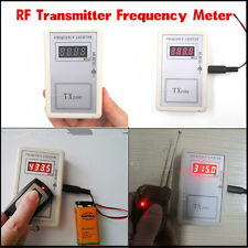 Car Frequency Detector Tester Counter Key Remote Control Checker RF 250-450MHZ