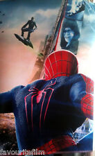 Cinema Banner: AMAZING SPIDER-MAN 2 2014 (Three Sections) Andrew Garfield