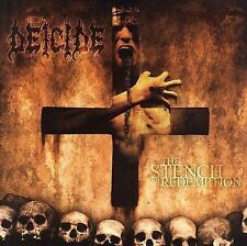 DEICIDE CD..The Stench of Redemption by Deicide (CD, Aug-2006, Earache (Label))