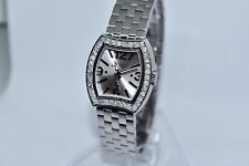 New Bedat & Co Concept B3 Ladies Swiss 1.50ct.aprx.diamond Watch CB03.SSB.silver