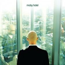 MOBY - HOTEL  CD 15 TRACKS  ALTERNATIVE / INTERNATIONAL POP  NEU