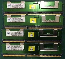 4x 4GB 16GB DDR3 1066 Mhz ECC RAM Apple Mac Pro 4,1 5,1 PC3-8500