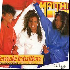MAI TAI FEMALE INTUITION/YOU CONTROL ME 45RPM  W/PIC SLEEVE
