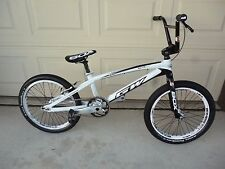 CUSTOM GW ELITE SERIES PRO XL BMX RACING BIKE  BOX BOMBSHELL  SHIMANO