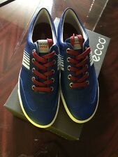 Ecco Street Hydromax Premiere  Golf Shoes Blue EU40 US 9-9.5 New