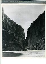 (127A) Photo press USA USIS Canyon St Helena