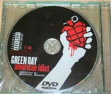 GREEN DAY American Idiot 2004 RARE PROMO [DVD] NEW