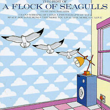 The Best of A Flock of Seagulls [Jive] by A Flock of Seagulls (CD, Sep-2003,...