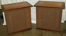 JBL C51 Apollo Speakers Sequential Serial Number Pair LE15A H91 LE85 LX5 Vintage