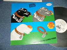 STRAY DOG Japan 1975 White Label PROMO NM LP WHILE YOU'RE DOWN THERE