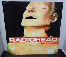 Radiohead The Bends In Store Promo Mini Poster 2 Sided Flat 12x12 High & Dry