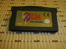 Zelda Four Swords A Link to the Past GameBoy Advance SP