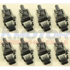 New 8Pcs Round Ignition Coils on Plug Pack For Chevy Buick Cadillac GMC Isuzu V8