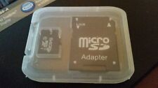 NiSchi 64GB Micro SD Card w/Adapter Memory Card