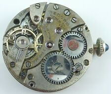 Record Watch Co Wristwatch Movement - 16 Jewels - Spare Parts - Repair