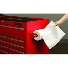 Magnetic Paper Towel Holder Bond To Any Metal Surface Tool Box Refrigerator etc!
