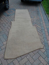 MC1 BAILEY RANGER 460-2 BERTH CARAVAN 2006 SHAPED MAT - CARPET