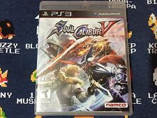 Soul Calibur 5 EXCELLENT CONDITION  (Sony PlayStation 3, 2012)