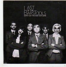 (FG102) Last of the Barstools, Don't Let The Bad Guys Win - 2014 DJ CD