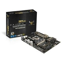INTEL I5 4670K QUAD CORE CPU SABERTOOTH Z97 MARK 2 MOTHERBOARD BUNDLE COMBO KIT