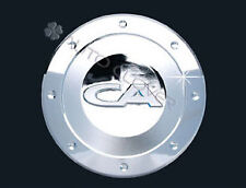 Chrome Fuel Gas Cap Cover Emblem 1p For 07 08 09 10 11 12 Kia Rondo : Carens