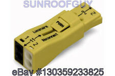 (10) WAGO 873-902 Lumi-Nuts Quick Disconnect Pushwire