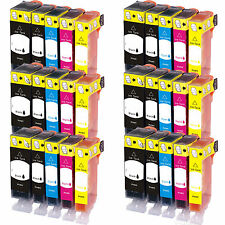 30 Pack Ink For Canon PGI-220 CLI-221 PIXMA MP640 MP640R MP980 MP990