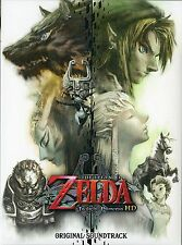 GAME MUSIC-THE LEGEND OF ZELDA: TWILIGHT PRINCESS HD-JAPAN CD L10