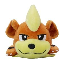 NEW Pokemon Growlithe Kuttari Plush Doll From Japan Pokemon Center