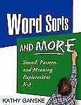 Solving Problems in the Teaching of Literacy: Word Sorts and More : Sound,...