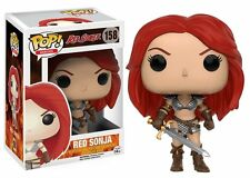 Funko Pop! Heroes: Red Sonja - Red Sonja - 11751