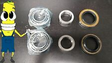 Rear Wheel Bearing and Seal Set for Pontiac Firebird 87-90 with 9 Bolt Rear Axle