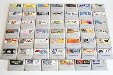 WHOLESALE LOT OF 48 SFC Super Famicom Games Nintendo SNES Japan Import US Seller