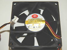 Superred cha8012cs-a Cheng Home Electronic VENTOLA COOLER FAN + 12v/0,17 + 80mm